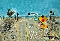 Hockney - Pearblossom Highway