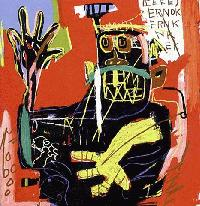 Basquiat - Untitled (Ernok)