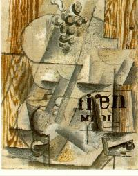 Braque - Corbeille de Fruit, Quotidien du Midi