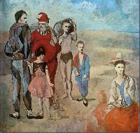 Picasso - Les Saltimbaques