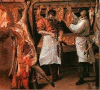 Carracci - Boucherie