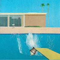 Hockney - A Bigger Splash